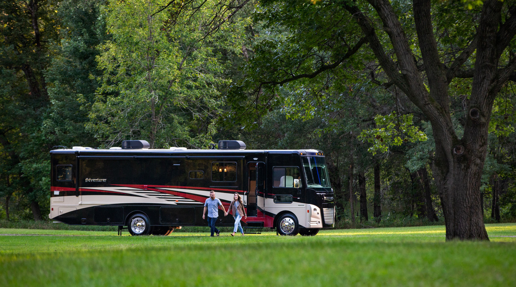 Insurance Coverage for RV Owners